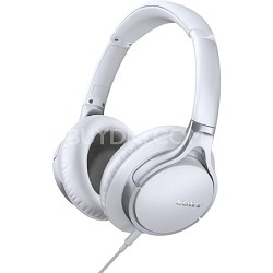 MDR-10R Premium Stereo Headphones - White