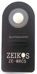 Wireless Remote Controller for for most Canon Digital SLR cameras