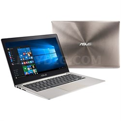 "ZENBOOK UX303UA-YS51 Intel i5 13.3"" Laptop, Smokey Brown"