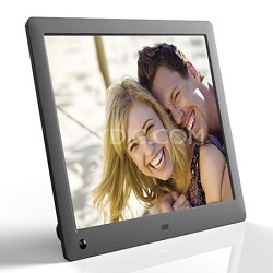 Ultra Thin 10 inch Digital Photo Frame with Motion Sensor & 4GB USB Memory Drive