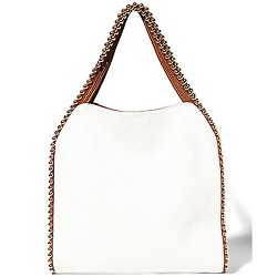 Grayson Shoulder Bag - White