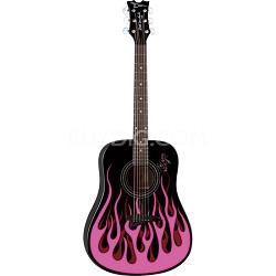 Bret Michaels - Jorja Raine Acoustic Guitar
