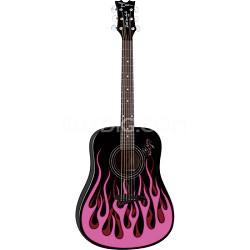 Bret Michaels - Jorja Raine Acoustic Guitar