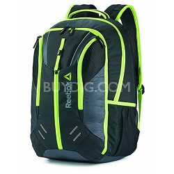 Axel Backpack (Black/Green)