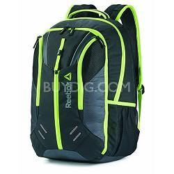 Axel Backpack (Black/Green)
