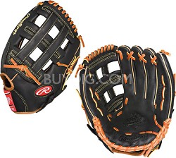 RPS125H Pro Series 12.5in Adult Outfield Glove