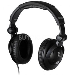 HFI-450 S-Logic Surround Sound Professional Headphones - Black