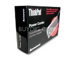 ThinkPad 90W AC/DC Combo Adapter - OPEN BOX