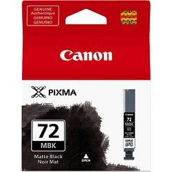 PGI-72 Matte Black Pigment Ink Catridge for PIXMA PRO 10 Printer