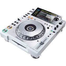 CDJ-2000W Professional Multi Player - White Limited Edition