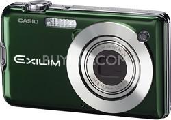 "Exilim S12 12.1 MP 2.7"" LCD Digital Camera (Green)"