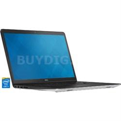 "Inspiron 15 5000 15-5558 15.6"" Silver Touchscreen Notebook - Intel Core i7-5500U"