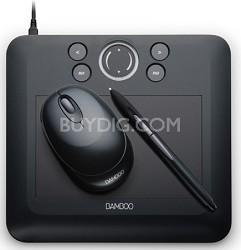 Bamboo Fun Small Black Tablet CTE450K-20.00 Mail In Rebate!!