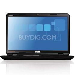 Inspiron 15R Laptop PC Mars Black CORE I3-370M