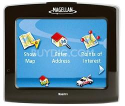 Maestro 3210 Portable Car GPS Navigation System
