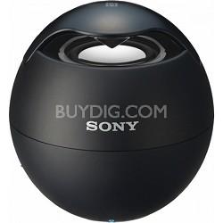 SRSBTV5 Portable NFC Bluetooth Wireless Speaker System - Black