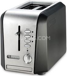 CTH2003B - 2-Slice Metal Toaster - OPEN BOX