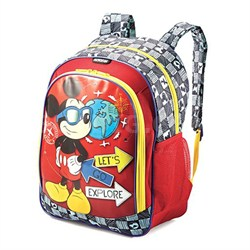 65776-4450 Mickey Mouse Backpack Softside