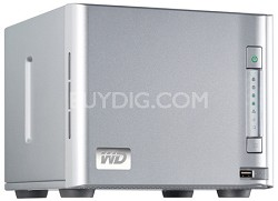 WDA4NC40000N  4TB ShareSpace Network Storage System