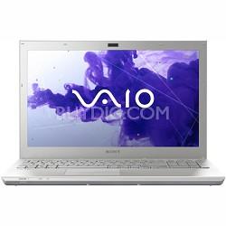 VAIO VPCSE13FX - 15.5 Inch Laptop Core i5-2430M Processor (Silver)
