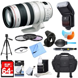 EF 28-300mm IS L USM Lens Ultimate Accessory Bundle