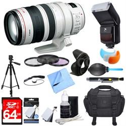 EF 28-300mm IS L USM Lens Ultimate Accessory Bundle