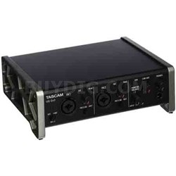 2-in/out Audio/MIDI Interface With HDDA Mic Preamps & iOS Compatability - US-2x2