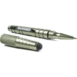 SWPEN3S Tactical Pen with Stylus Tip - Silver