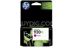 920XL Magenta Officejet Ink Cartridge