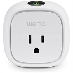 Wi-Fi Enabled Insight Switch, Control & Monitor Energy Usage From Anywhere