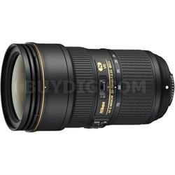 24-70mm f/2.8E ED VR AF-S NIKKOR Lens for Nikon Digital SLR Cameras, Refurbished