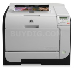 400 M451nw LaserJet Pro 400 Color Printer (CE956A) - OPEN BOX