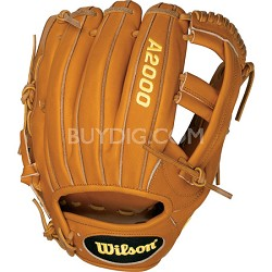 "A2000 EL3 E. Longoria Game Model Fielder Glove - Right Hand Throw - Size 11.75"""