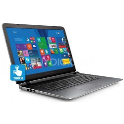 "Pavilion 17-g040nr 17.3"" 5th gen Intel Core i3-5010U Touchscreen Notebook"