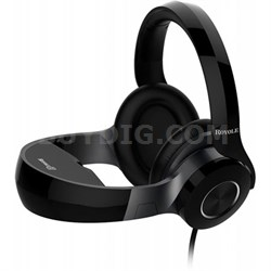 X The World's First Virtual Mobile Theater (Black)