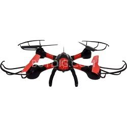 Galaxy Seeker FPV Small Quadcopter (Red/Black) - ODY-1810-FPV