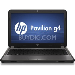 "Pavilion 14.0"" G4-1010US Notebook PC Intel Pentium Processor P6200"