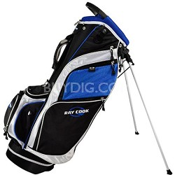 Stand Bag (RCS-1), Black/Royal/White