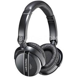 Audio-Technica ATH-ANC27 QuietPoint Active Noise-Canceling Headphones