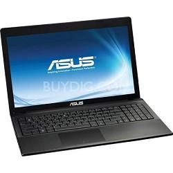 "15.6"" X55C-DH31 Notebook PC - Intel Core i3-2350M 2.3GHz Processor"