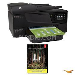 Officejet 6700 e-AiO Printer with Photoshop Lightroom 5 MAC/PC