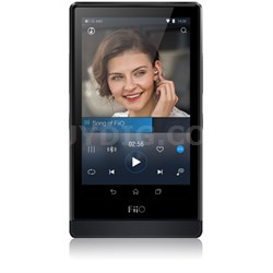 X7 High Resolution Lossless Music Player, Body