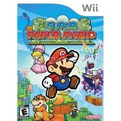 Wii Super Paper Mario