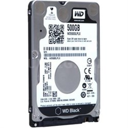 500GB SATA 6 Gbs Black SP