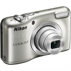 L31 16.1MP 5X Zoom 720P HD Video Digital Camera (Silver) Refurbished