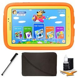 """Galaxy Tab 3 7.0"""" Kids Edition Plus Accessory Bundle"""
