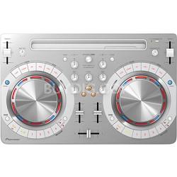 DDJ-WeGO3 Compact Digital DJ Controller, Black
