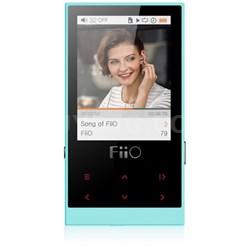M3 Digital Portable Music Player - Cyan