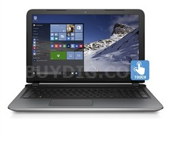 "Pavilion 15-ab110nr 15.6"" Touchscreen AMD A10-8700P Notebook"