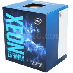 Xeon E3-1230 v5 8M Cache 3.4 GHz Processor - BX80662E31230V5